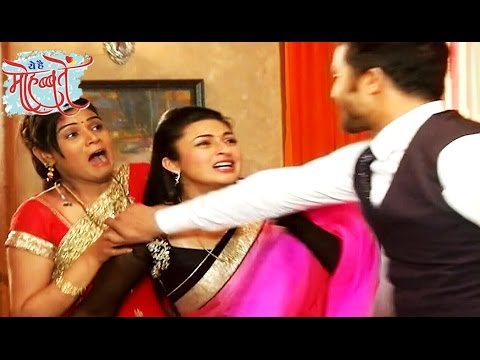 Ruhi turns human bomb, Ishita kills Mr Chaddha in Yeh Hai