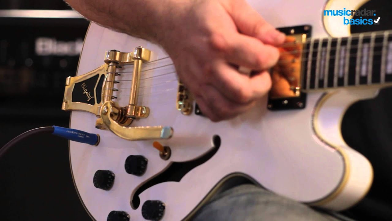 musicradar basics types of guitar bridge youtube. Black Bedroom Furniture Sets. Home Design Ideas