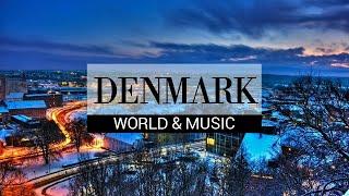 Odense Denmark Timelapse