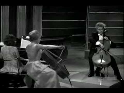 The Tortelier Family plays Handel