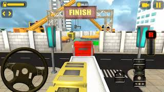 Transporter 2018: Cargo Truck Driving |Android/ios Gameplay 2018