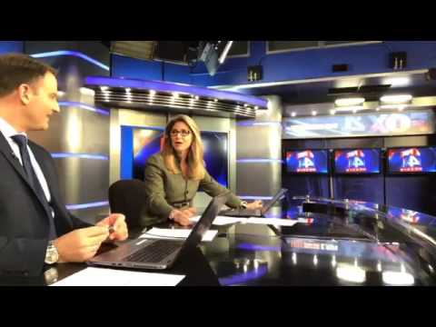 Fox 4 Livestream ~ Energy Ogre Saves Fox 4 News Anchor Heather Hays
