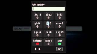 Blu-Ray - How to connect to a wireless network