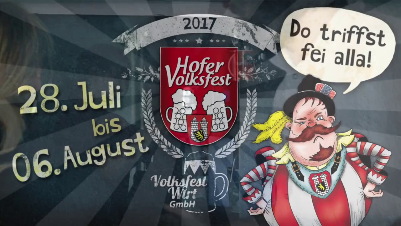 Volksfestwirt TV 2017 - Tag der Getränkevielfalt - YouTube