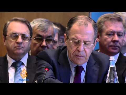 Syria peace talks stuck over Assad's future