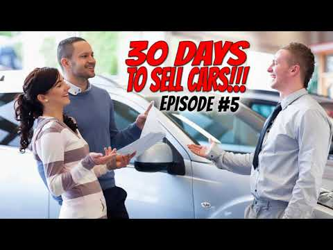 30 Days To Sell Cars Podcast Episode #5: Turning 1 Video into 12 Pieces of Content
