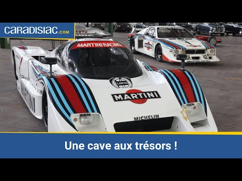 Road trip en Italie : le FCA Heritage Hub et ses 250 Lancia, Alfa Romeo, Fiat et Abarth d'exception