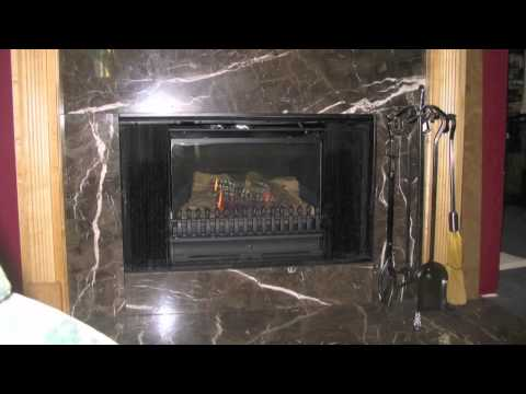 Sacramento Fireplace Insert Repair - YouTube