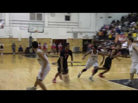 Highland Park vs. Topeka High boys 1-31-17