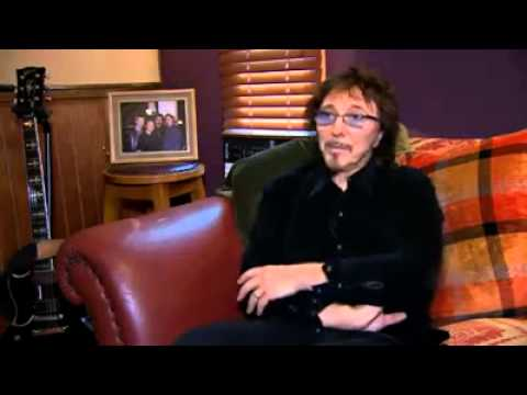 Tony Iommi remembers old mate Lemmy Part 1