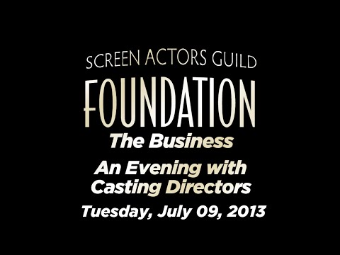 The Business: An Evening with Casting Directors