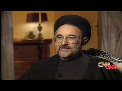 1998 Khatami interview part 1