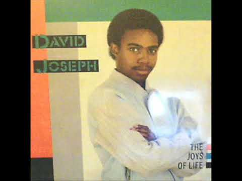 David Joseph - Baby Wont You Take My Love
