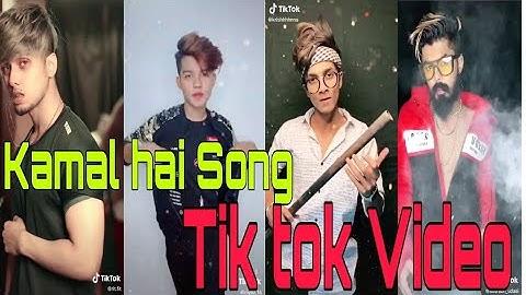 Teri mummy, tere papa Tera bhaiya, tera chacha Tera dada,   Kamal Hai Song   Tik Tok Tending Video