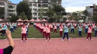 2015年11月21日 育賢60 七年級大會舞