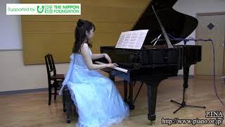 髙田 三郎:ピアノのための前奏曲集 風に踊る陽の光  pf. 中平 優香:Nakahira, Yuka