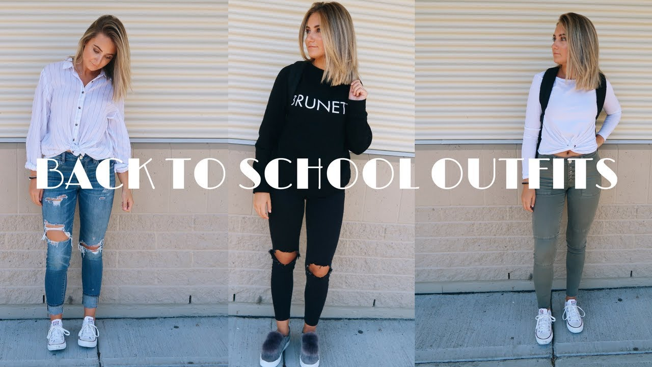 back to school outfits monday through friday doovi