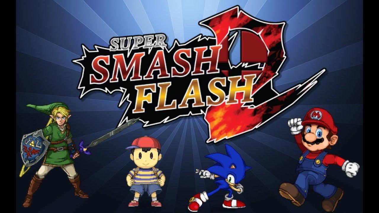 super smash flash 2 v1 0 minijuegos