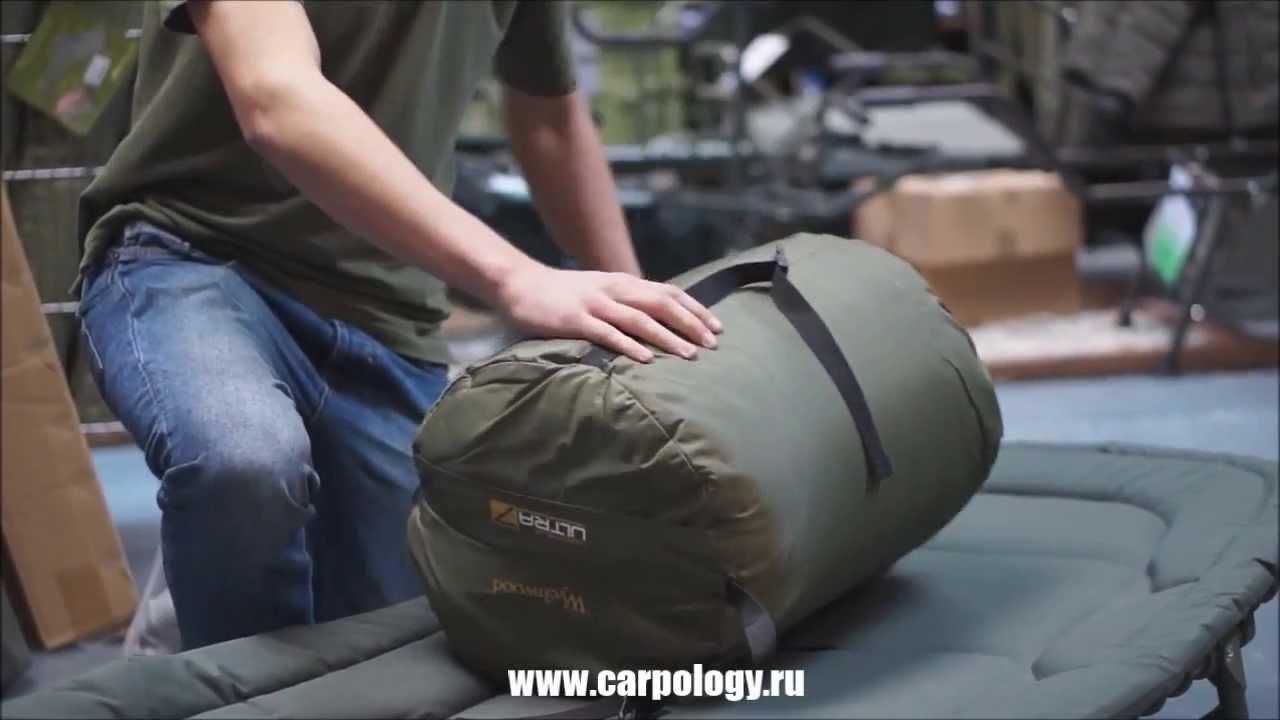 Кресло для Рыбалки с Обвесами и Раскладушкой F5R и F5R/STP Cuzo .