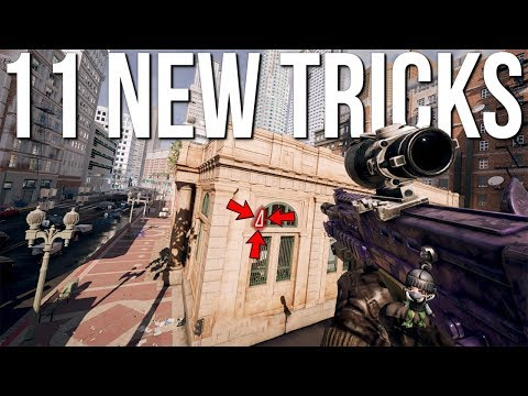 NEW Pro Angles For Easy Kills + Amazing C4 Tricks - Rainbow Six Siege Tips & Tricks