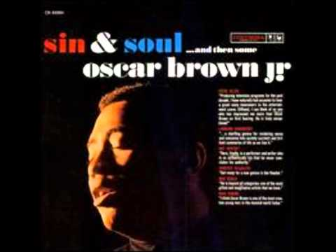 Oscar Brown Jr Work Song