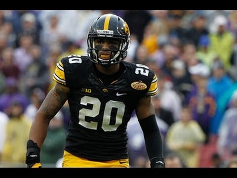 Christian Kirksey    Iowa Highlights ᴴᴰ