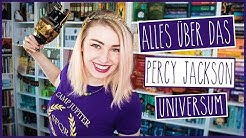How to read Rick Riordan | Womit fange ich im Percy Jackson Universum überhaupt an?