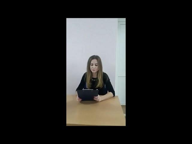 Изображение предпросмотра прочтения – ЕкатеринаДенисенко читает произведение «Первый бал» М.И.Цветаевой