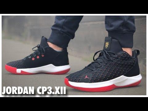 detailing 70948 0fbb4 Jordan CP3.12 - YouTube