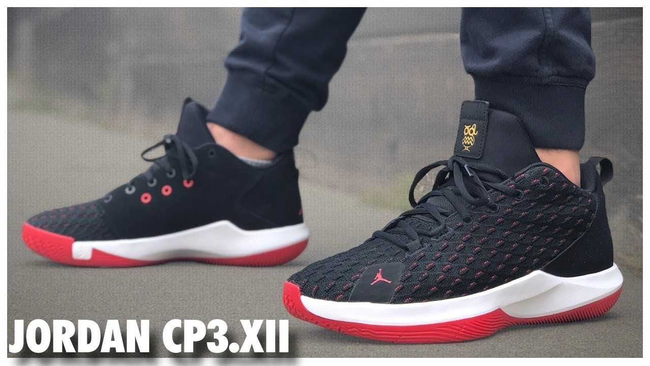 order online official shop buying new Jordan CP3.12 | Detailed Look and Review - WearTesters