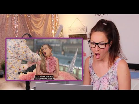 Vocal Coach Reacts To Taylor Swift Me Feat Brendon
