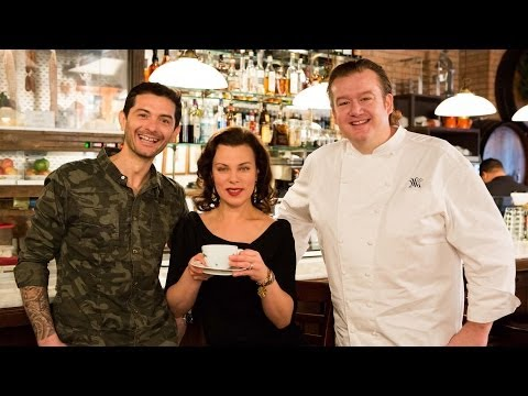 Italian Lunch Meet & Greet with Debi Mazar, Gabriele Corcos & Chef Michael White on Two Top