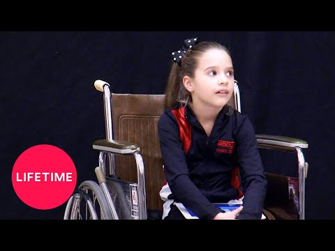 Dance Moms: Was Mackenzie Doing Cartwheels? (Season 3 Flashback) | Lifetime