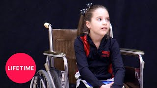 Dance Moms: Was Mackenzie Doing Cartwheels? (Season 3 Flashback) | Lifetime