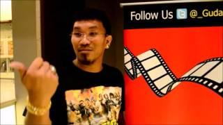 Gudang Film: Interview Ekslusif Comic 8 the movie bersama Mongol Stres