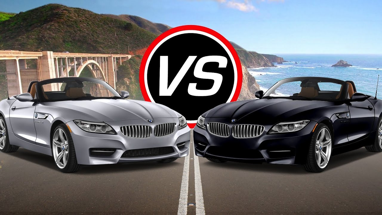 2016 Bmw Z4 Sdrive35i Vs Z4 Sdrive35is Spec Comparison