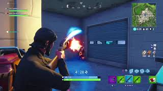Fortnite Double PUMP BACK patch 3.5