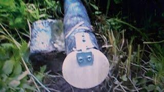 Дача Канализация .Как сделать. Гидрозатвор ;(Запах от стоков с мойки через трубу канальи.Сделал затвор., 2015-10-10T20:17:48.000Z)