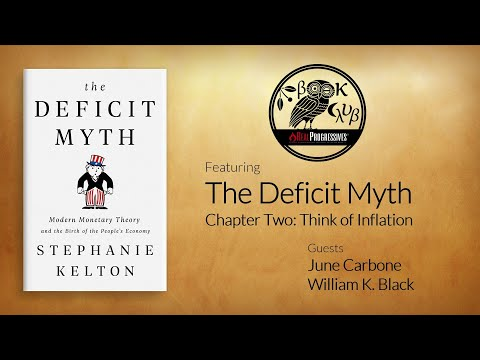 RP Book Club - The Deficit Myth: Ch. 2 Think of Inflation
