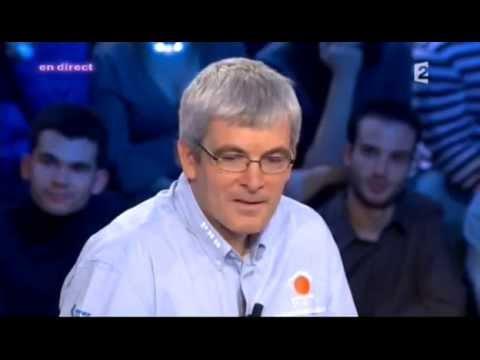 Vincent Riou & Jean le Cam / le Vendée Globe - On n'est pas couché 24 janvier 2009 #ONPC