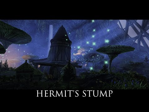 Skyrim SE Mods: Hermit's Stump