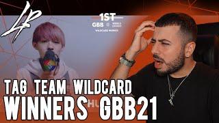 THIS GOT WILD!!! TAG TEAM Wildcard Winners Announcement   GBB21 *Reaction*