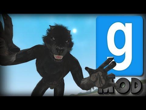 Garry's Mod SCP-RP Играю за №4000 оборотня