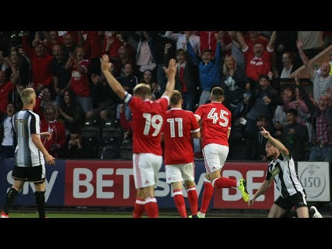 Highlights: Notts County 0-2 Forest (19.07.17)