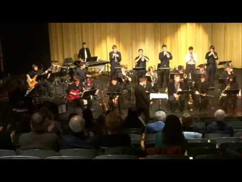 Tenor Madness - District 7 Jazz Honor Band at HC, 3/23/2013