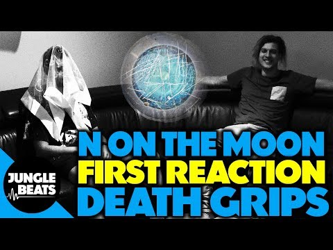 DEATH GRIPS - N ON THE MOON REACTION/REVIEW - THE POWERS THAT B (Jungle Beats)