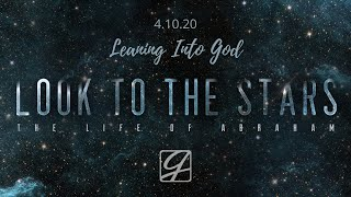Church Online | Sunday 4th October, 2020 | Leaning Into God