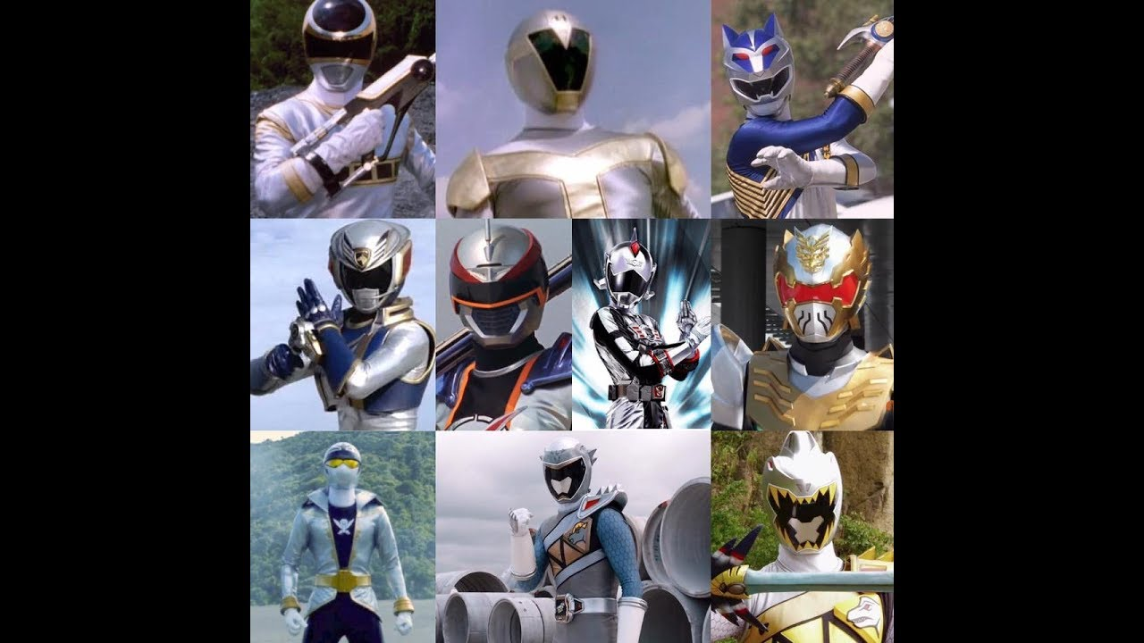 ranking the 10 silver grey power rangers youtube ranking the 10 silver grey power rangers