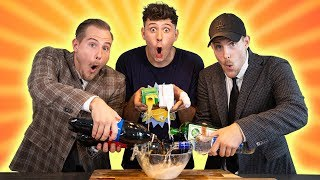 Wir probieren eure ekligsten Getränke-Kombinationen 🤢 TEIL 3