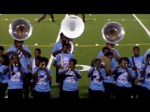 HS Marching Bands Douglas County vs Carver HS Columbus, GA 2016